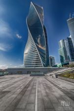 Evolution Tower - Moskau